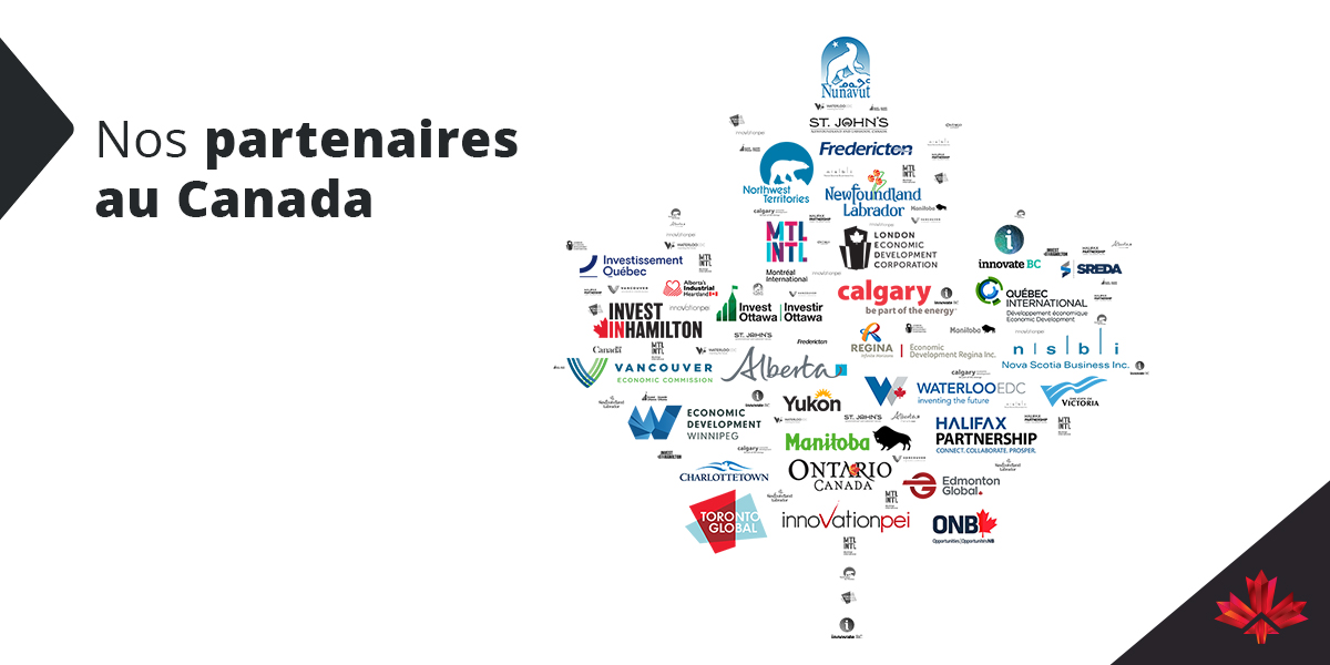 logos of economic development agencies in canada