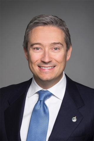 The Honourable François-Philippe Champagne